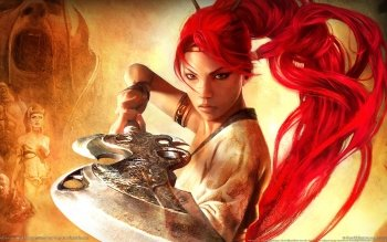 Video Game - Heavenly Sword Wallpapers and Backgrounds ID : 143580