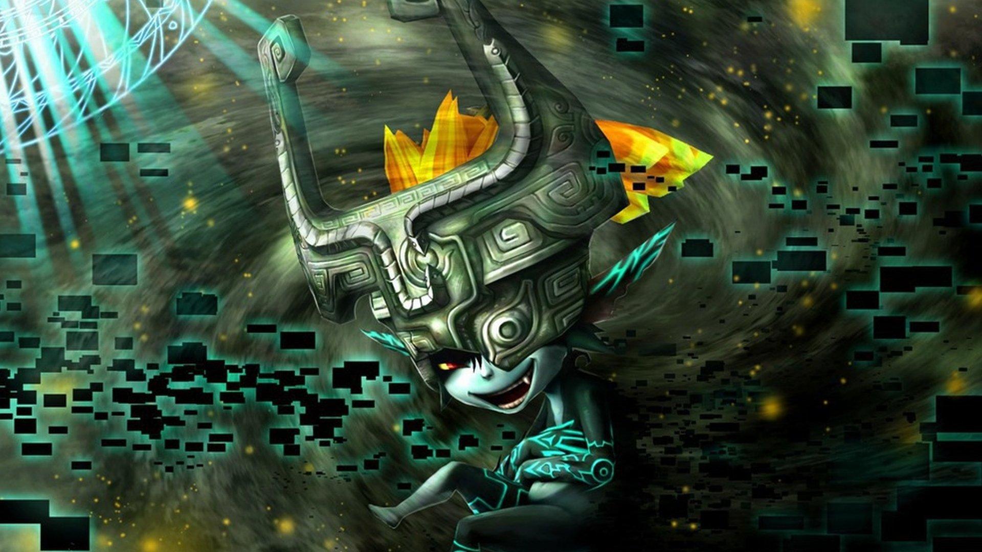 Video Game - The Legend Of Zelda: Twilight Princess  Zelda Midna (The Legend of Zelda) Wallpaper