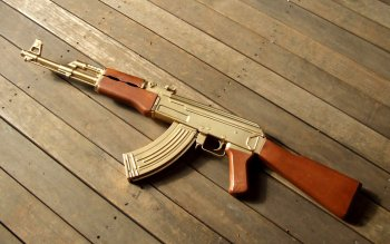 Weapons - Akm Assault Rifle Wallpapers and Backgrounds ID : 144560
