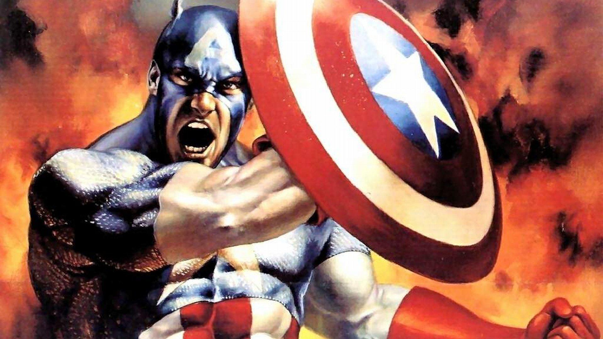 download captain america comics pdf