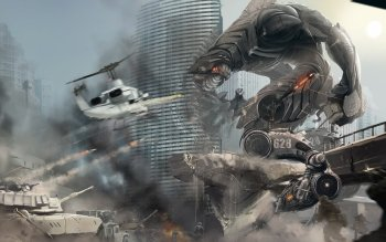 Sci Fi - War Wallpapers and Backgrounds ID : 145912