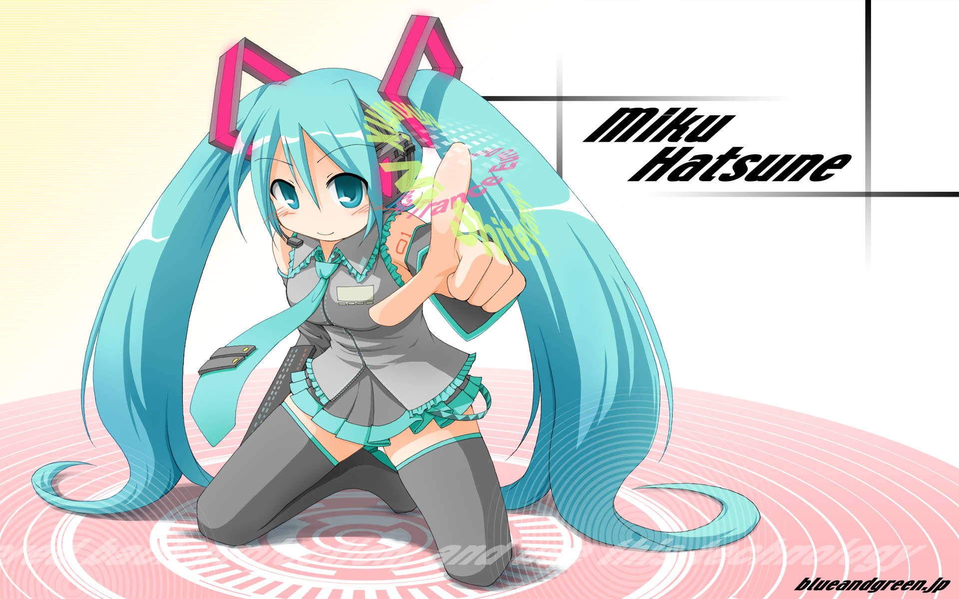 Vocaloid Hd Wallpaper Background Image 19x10 Id Wallpaper Abyss