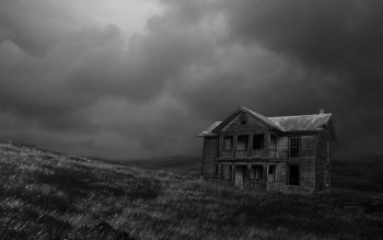 Dark - Haunted Wallpapers and Backgrounds ID : 146472