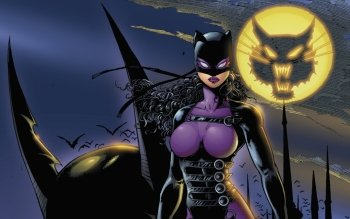 Comics - Catwoman Wallpapers and Backgrounds ID : 146672
