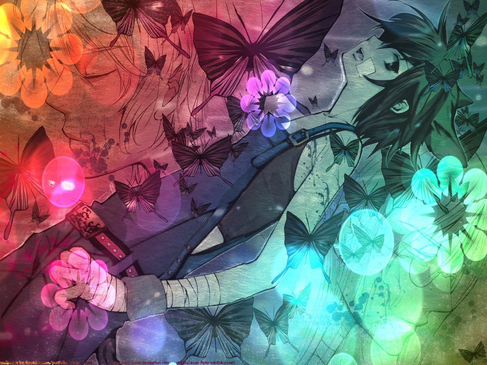 Anime - Loveless  Wallpaper