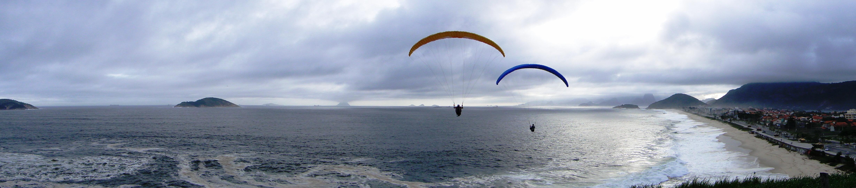 12 Paragliding HD Wallpapers | Hintergründe - Wallpaper Abyss