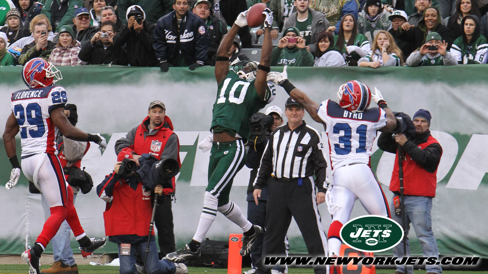 Sports - New York Jets  Wallpaper