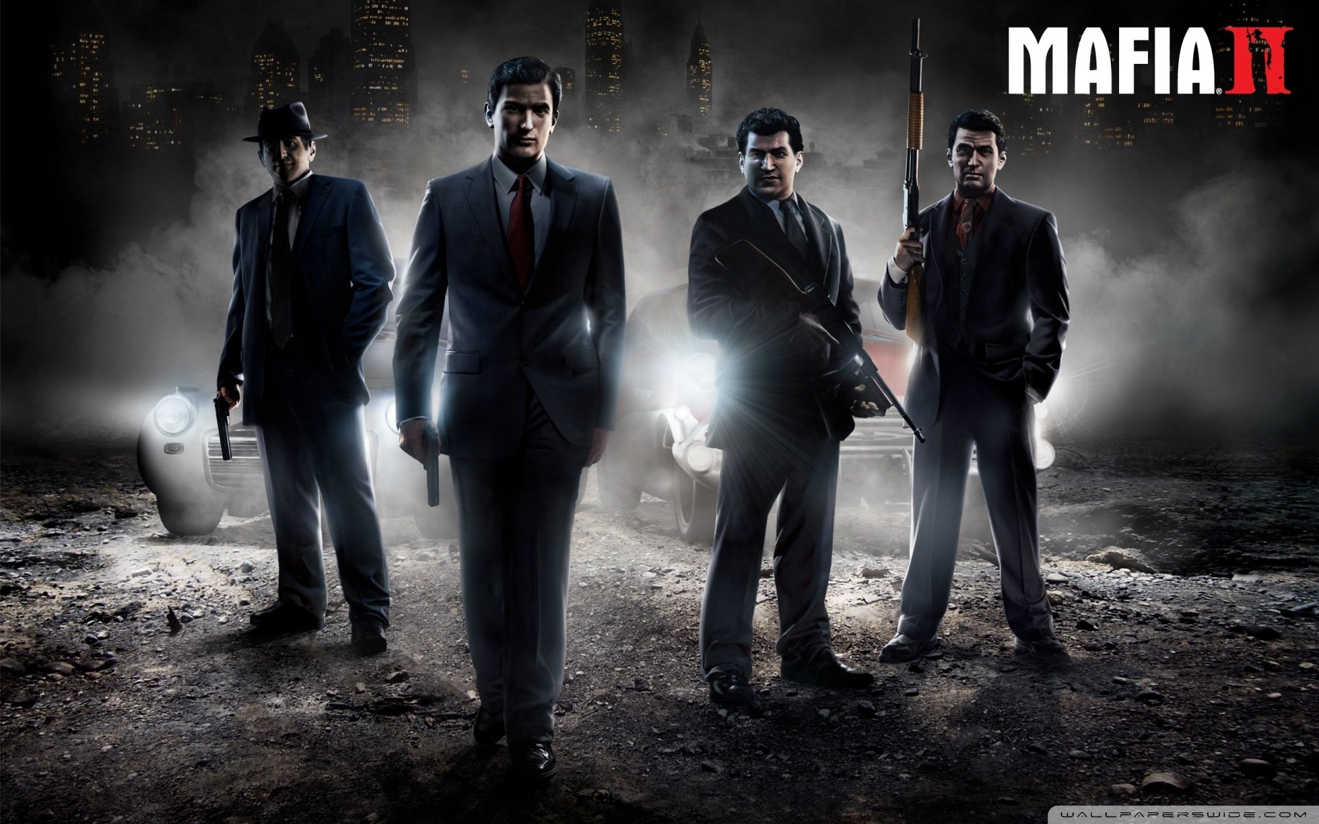 18 Mafia Ii Hd Wallpapers Background Images Wallpaper Abyss