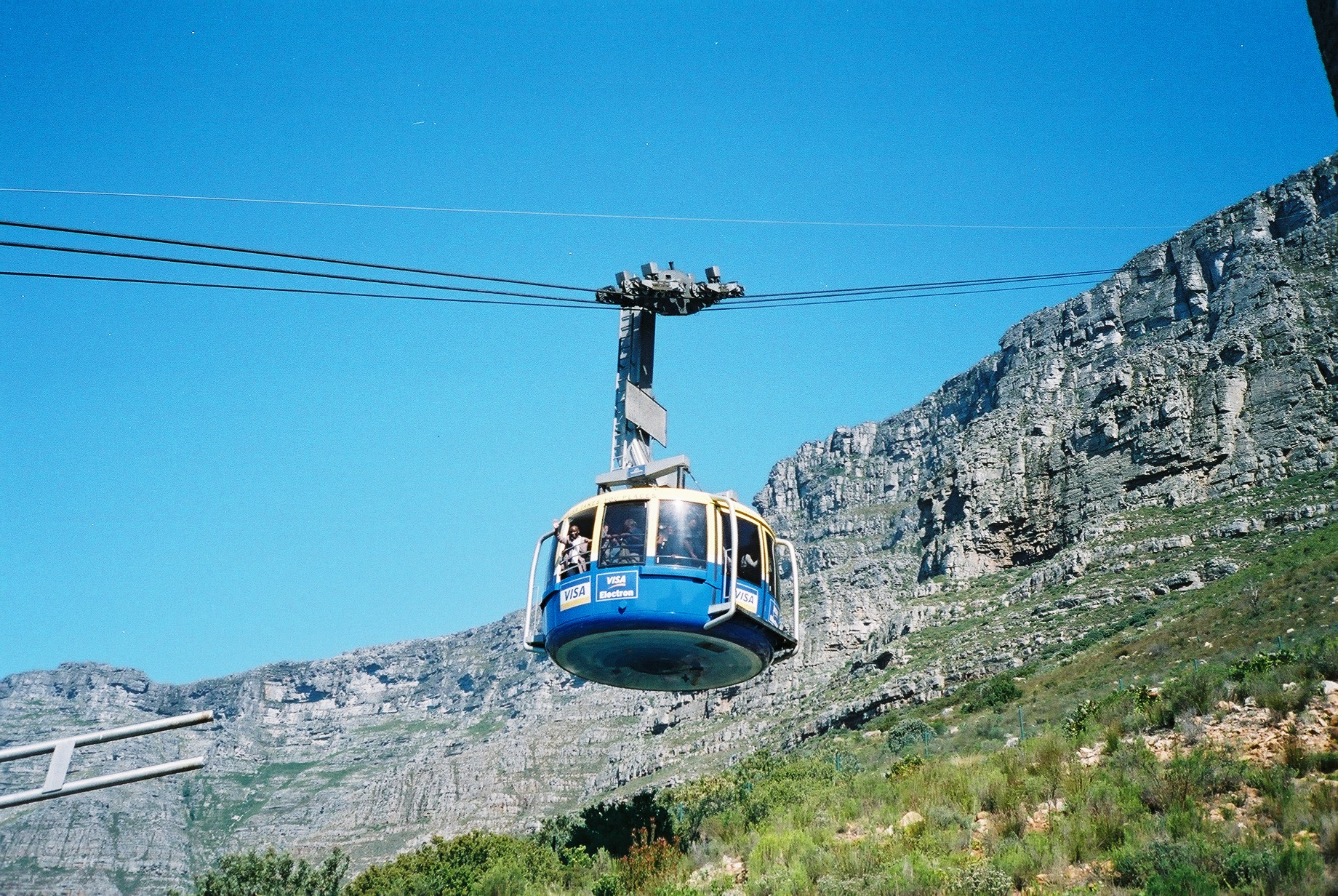 Table mountain cable car wallpaper and background image - Table mountain wallpaper ...