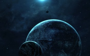Sci Fi - Planets Wallpapers and Backgrounds ID : 150302