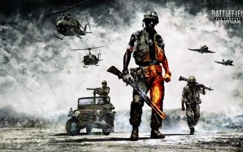 Video Game - Battlefield: Bad Company 2 Wallpapers and Backgrounds ID : 151202