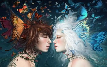 Fantasy - Love Wallpapers and Backgrounds ID : 152012