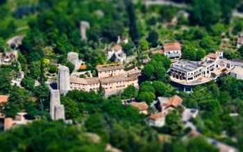 Photography - Tilt Shift Wallpapers and Backgrounds ID : 152302