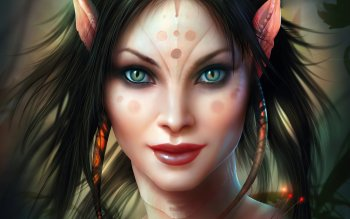 Fantasy - Women Wallpapers and Backgrounds ID : 152320