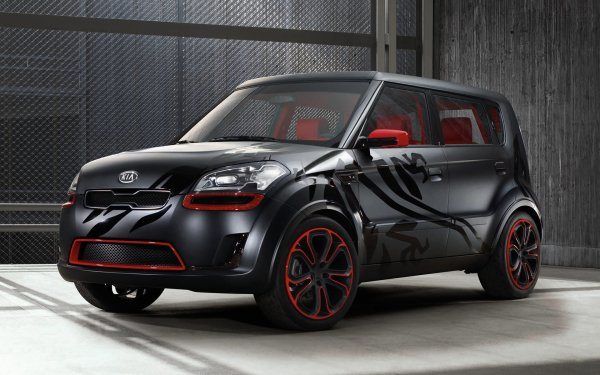 Vehicles - kia soul Wallpapers and Backgrounds