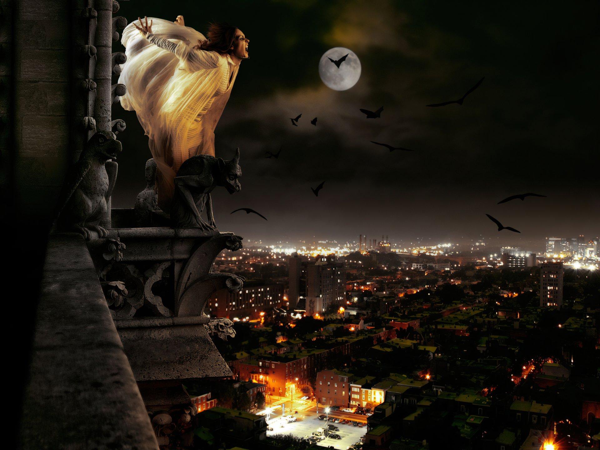 Dark - Vampire  Wallpaper