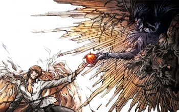 Anime - Death Note Wallpapers and Backgrounds ID : 153252