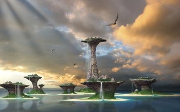 Fantasy - Artistic Wallpapers and Backgrounds ID : 153530