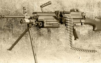 Weapons - Machine Gun Wallpapers and Backgrounds ID : 153842