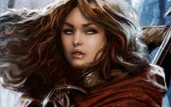 Fantasy - Women Wallpapers and Backgrounds ID : 153922