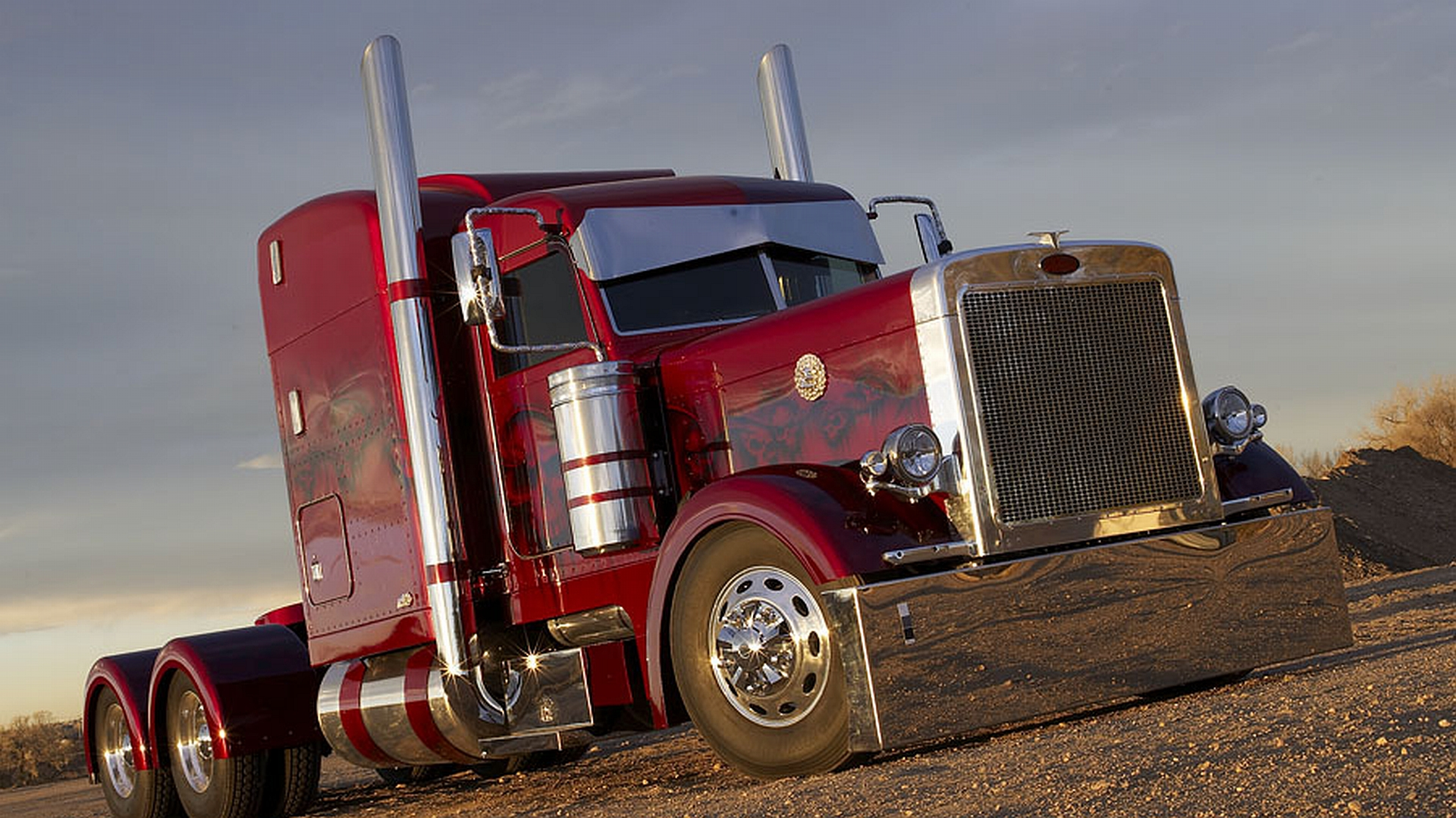 Truck HD Wallpaper