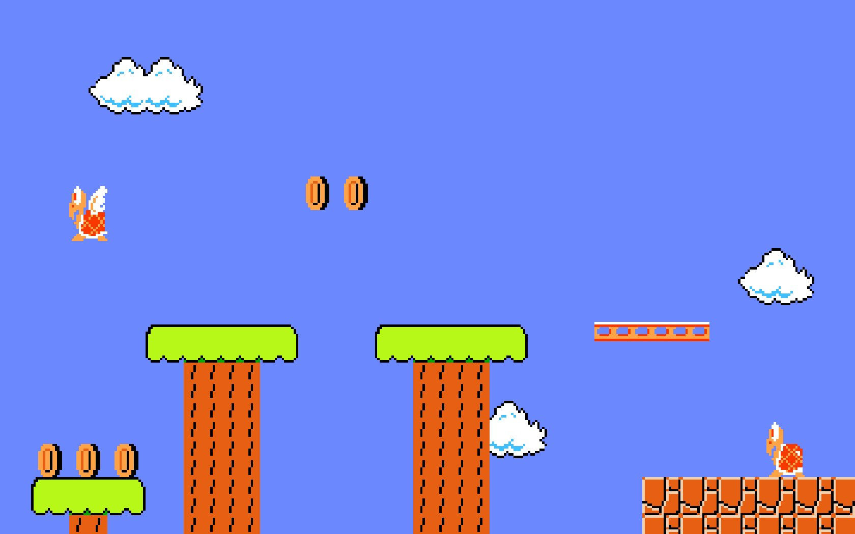 111 Super Mario Bros Hd Wallpapers Background Images Wallpaper Abyss