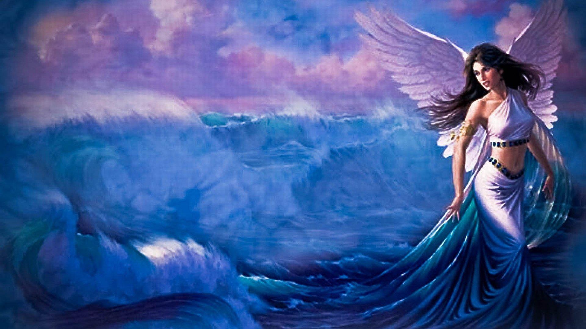 Angel HD Wallpaper   Background Image   1920x1080   ID ...