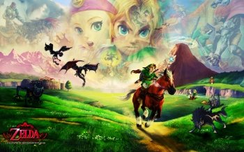Video Game - Zelda Wallpapers and Backgrounds ID : 154122