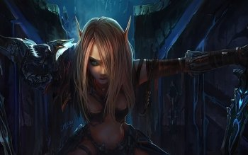 Video Game - World Of Warcraft Wallpapers and Backgrounds ID : 154712