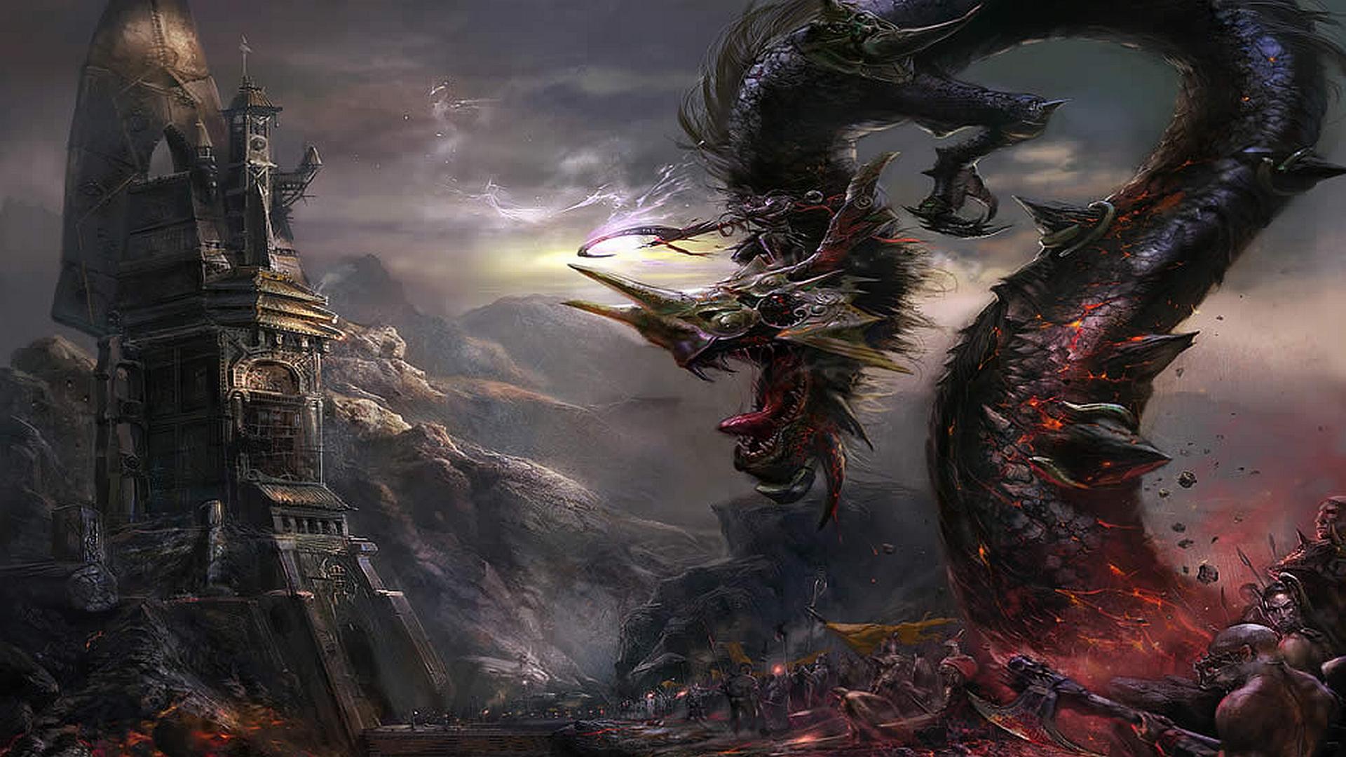Wallpapers De Demonios Fantasia Etc Parte 2 Resubido En Taringa