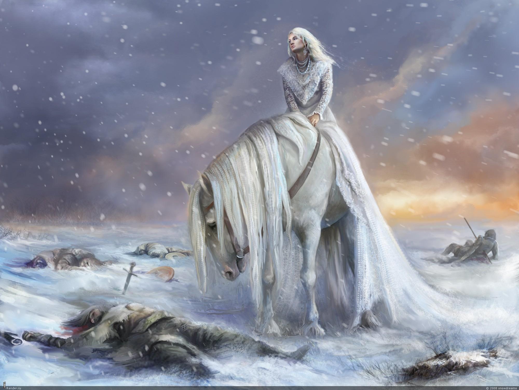 Fantasy - Strid  Bakgrund