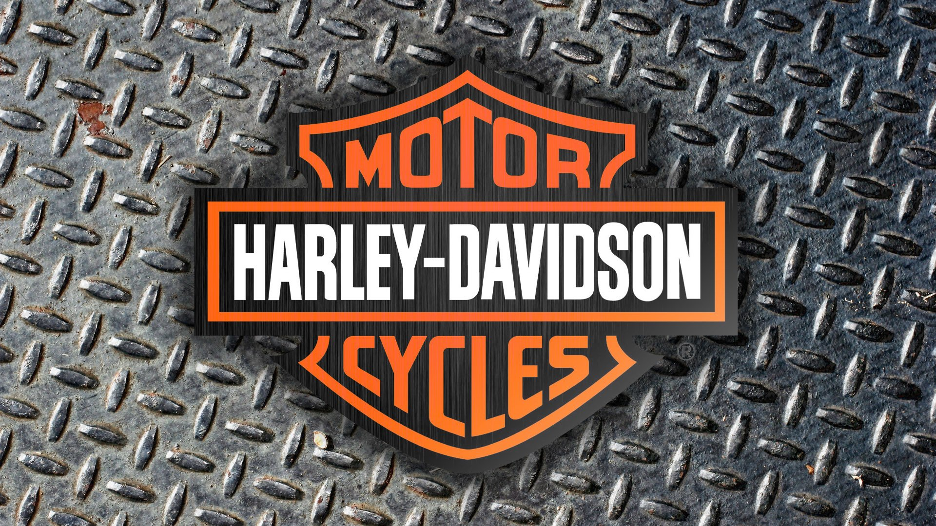 Vehicles - Harley-Davidson  Logo Wallpaper
