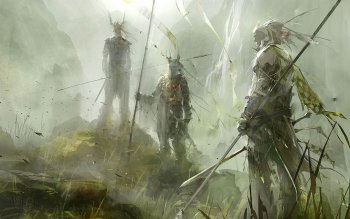 Fantasy - Warrior Wallpapers and Backgrounds ID : 155022