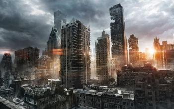 Научная фантастика - Post Apocalyptic Wallpapers and Backgrounds ID : 155260