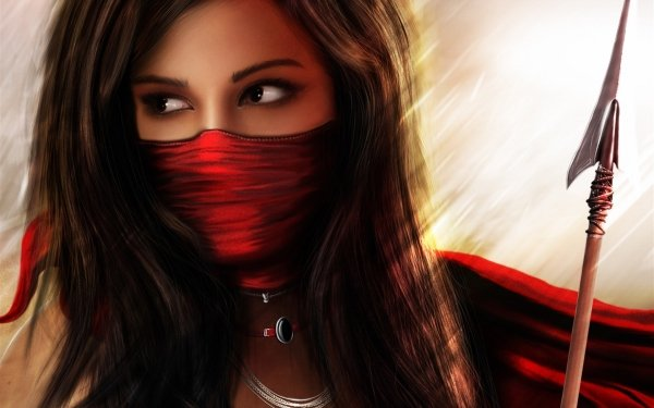 Fantasy - women Wallpapers and Backgrounds