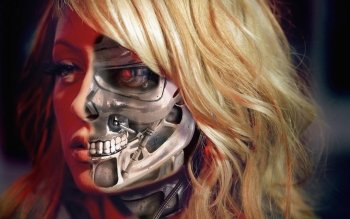 Science-Fiction - Cyborg Wallpapers and Backgrounds ID : 156010
