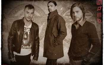 Music - 30 Seconds To Mars Wallpapers and Backgrounds ID : 156040