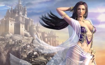 Fantasy - Women Wallpapers and Backgrounds ID : 156150