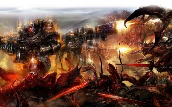 Video Game - Warhammer Wallpapers and Backgrounds ID : 156830