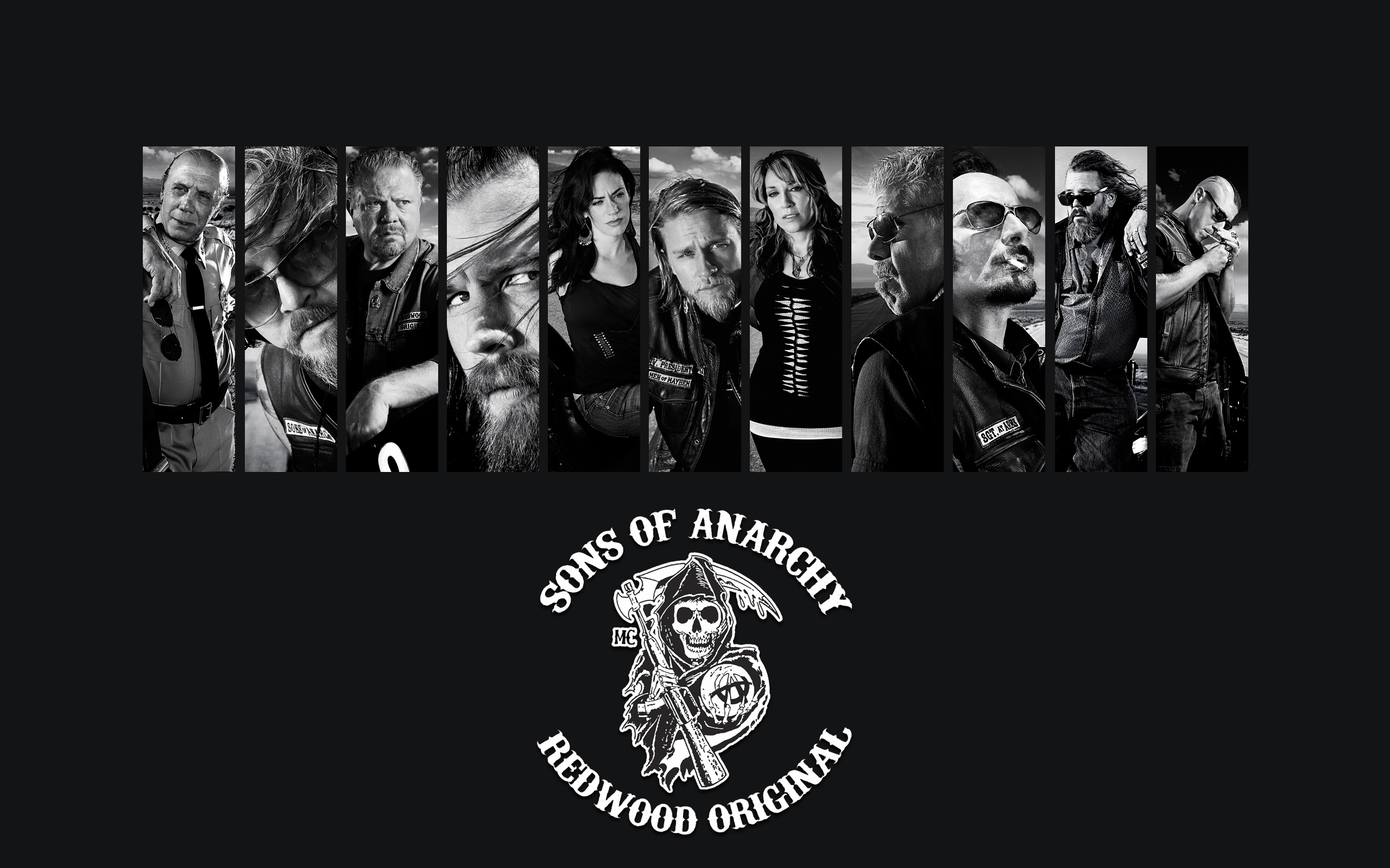 Alpha Coders | Wallpaper Abyss TV Show Sons Of Anarchy 157650