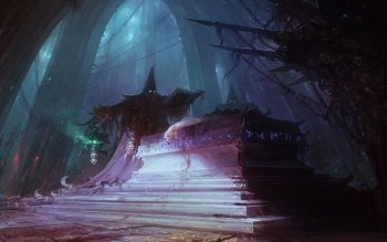 Dark - Sorcerer Wallpapers and Backgrounds ID : 157340