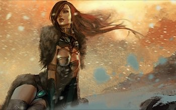 Fantasy - Women Wallpapers and Backgrounds ID : 157560
