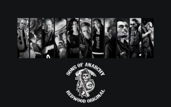 TV Show - Sons Of Anarchy Wallpapers and Backgrounds ID : 157650