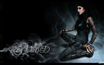 Women - Kat Von D Wallpapers and Backgrounds ID : 157930