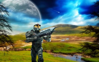 Video Game - Halo Wallpapers and Backgrounds ID : 158682