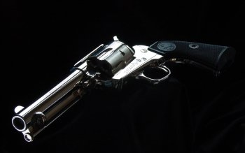 Weapons - Colt Revolver Wallpapers and Backgrounds ID : 159280