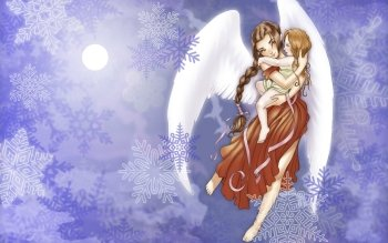 Fantasy - Angel Wallpapers and Backgrounds ID : 159592