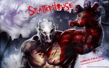 Video Game - Splatterhouse Wallpapers and Backgrounds ID : 159620
