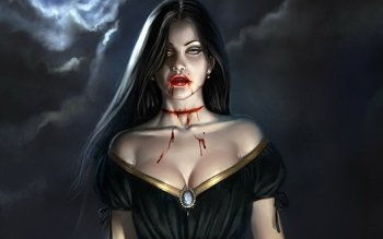 Dark - Women Wallpapers and Backgrounds ID : 159682