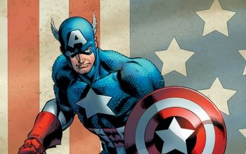 Comics - Captain America Wallpapers and Backgrounds ID : 160440